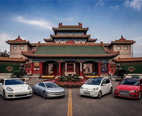 Volkswagen занял вКитае первое место попродажам