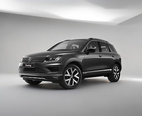 ВРоссии стартовали продажи Volkswagen Touareg спецсерии Wolfsburg Edition