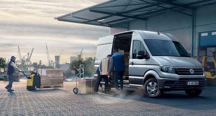 ВРоссии отзывают Volkswagen Crafter из-за проблем стопливной системой