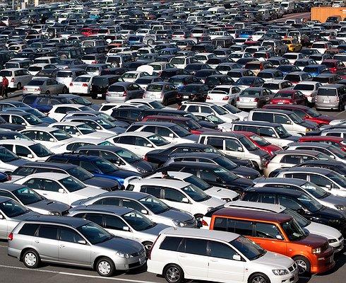 ВРоссию запретили ввозить японские автомобили
