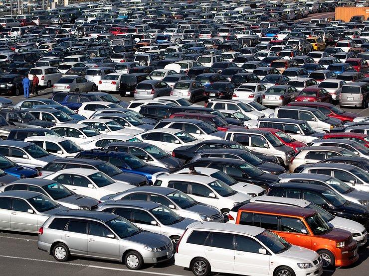 автомобили японии фото