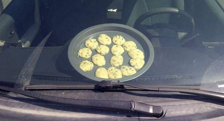 Как из-за жары портятся автомобили
