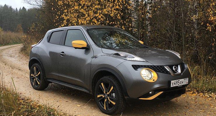 Тест-драйв Nissan Juke: явился— незапылился!