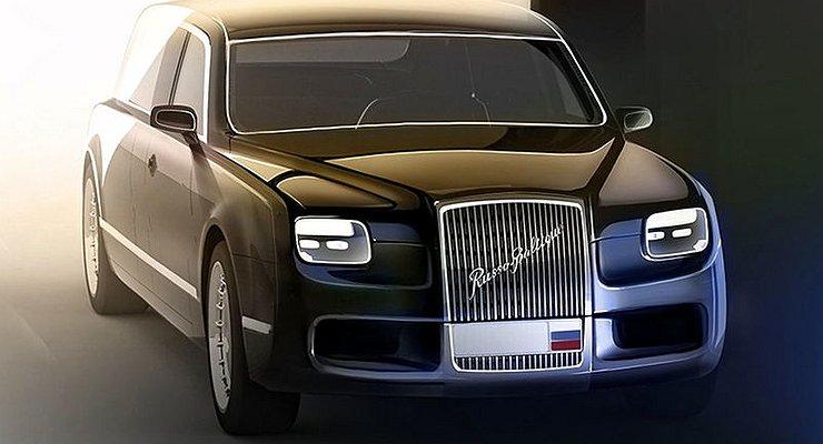 Русский «Мерседес»: названы цены наавтомобили проекта «Кортеж»