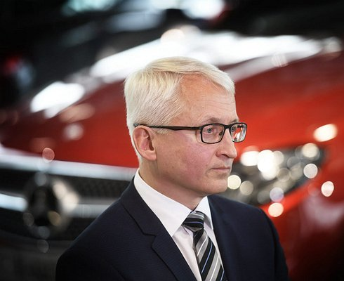 Mercedes-Benz расширил список производимых вФинляндии моделей