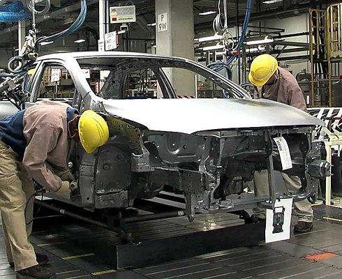 Производство автомобилей вРоссии оживает