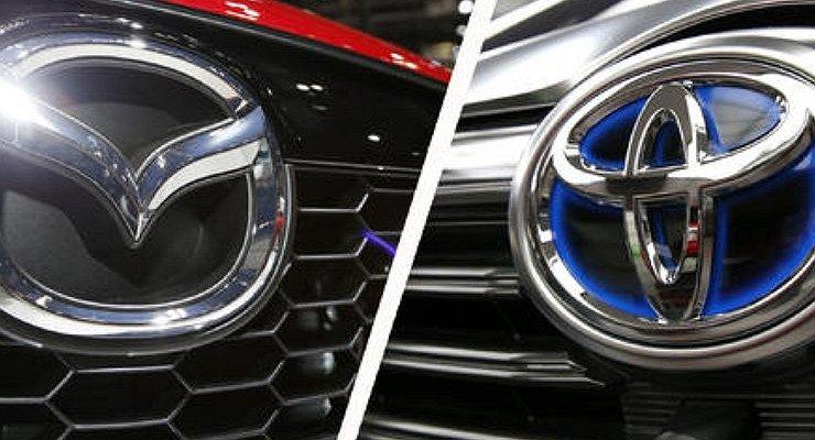 Новая Mazda6 получит заднеприводную платформу отToyota
