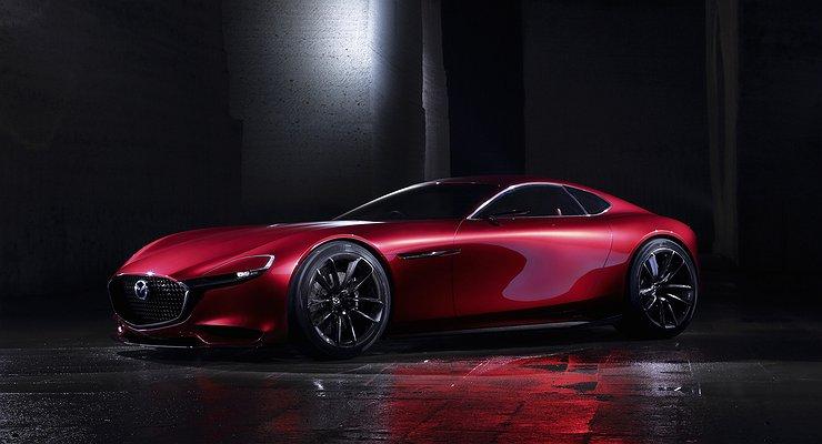 Mazda разработала новую модель