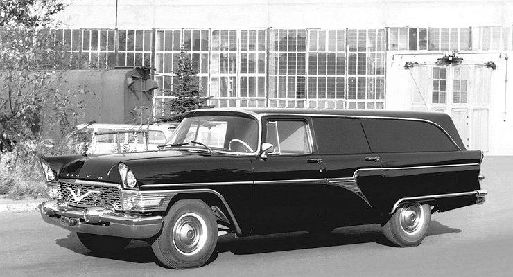 Самые крутые машины скорой помощи времен СССР