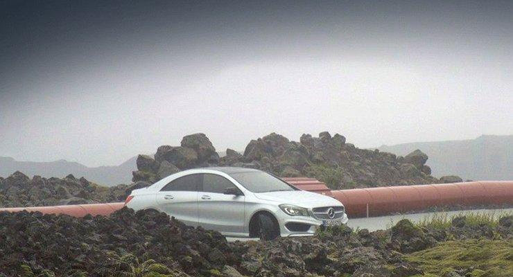 Подушки Mercedes взрываются отстатического электричества