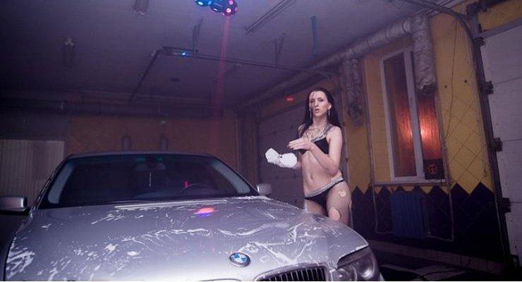 Замойку автомобиля могут оштрафовать на50000рублей