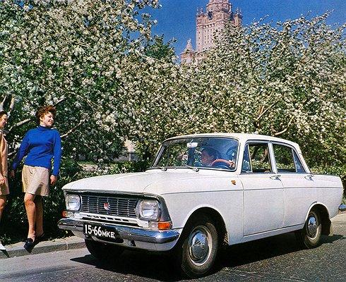 Volkswagen недумает о«Москвичах»