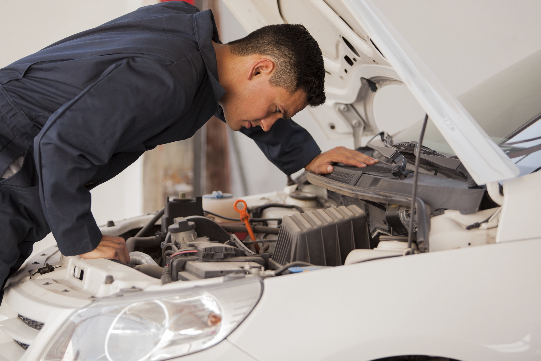 Можно липроверить исправность мотора, незаводя машину
