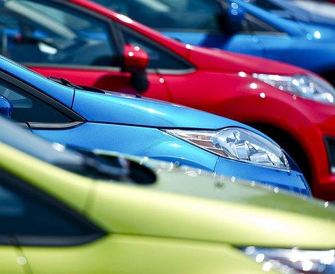 Автомобили черного цвета признаны самыми востребованными