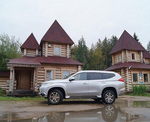 Названа дата российских продаж дизельного Mitsubishi Pajero Sport