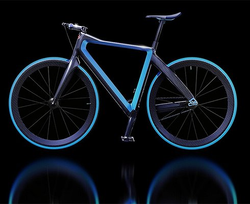 Bugatti объявила цену своего велосипеда