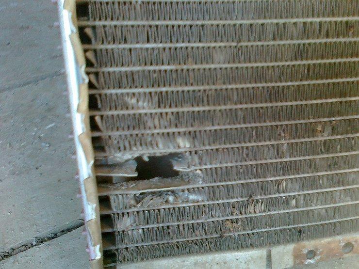 Как можно нечаянно «убить» радиатор летом