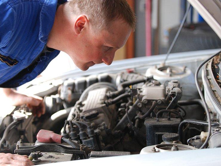 Как по работе машины определить, что нужно менять топливный фильтр?