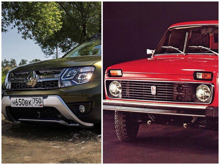 Новую Lada 4x4 сделают соглядкой на«Ниву»