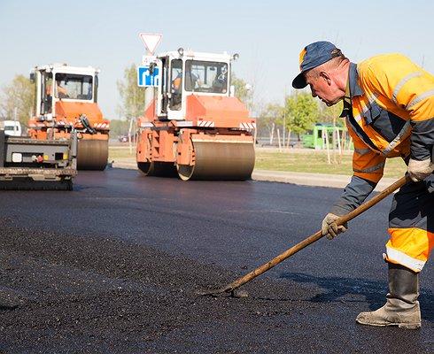 Ремонт московских дорог начнется вапреле