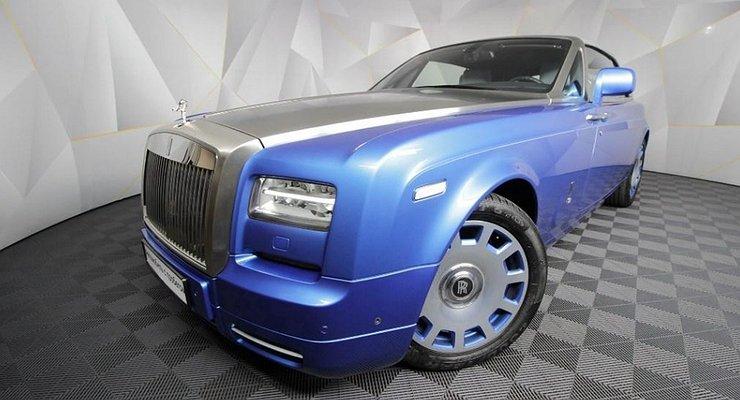 ВРоссии продают уникальный Rolls-Royce поцене пяти московских квартир