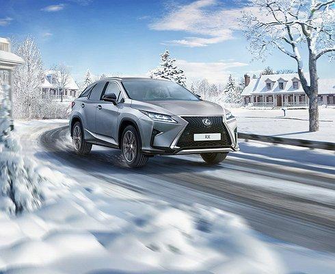Lexus продал вРоссии рекордное количество машин