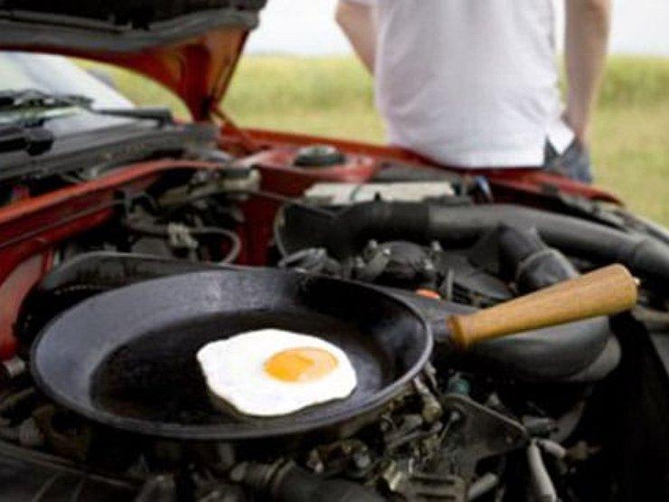Почему в жару категорически нельзя глушить мотор сразу же после остановки