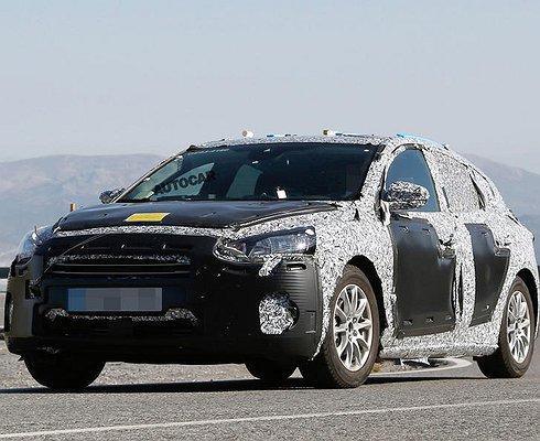 Первые подробности относительно Ford Focus четвертого поколения