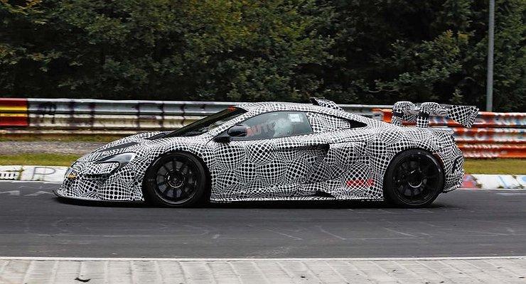 Названа дата премьеры самого быстрого дорожного гиперкара McLaren