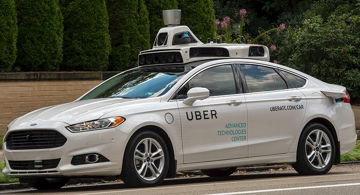 Тестовый беспилотник Uber насмерть сбил человека