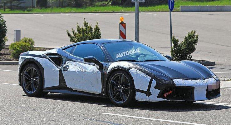 Объявлена дата премьеры самого мощного суперкара вистории Ferrari