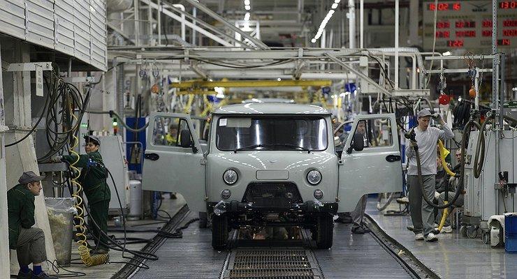 Доля автомобилей, собранных вРоссии, увеличилась до82,2%
