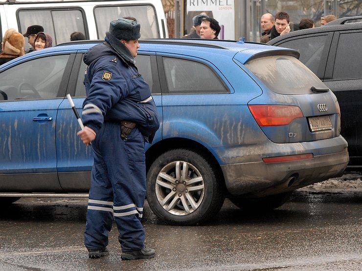Под знаком «Шипы»: зачто могут оштрафовать барнаульских водителей