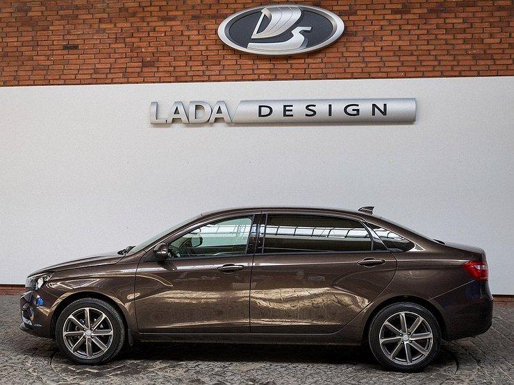 «АвтоВАЗ» отказался отвыпуска роскошной  Лада  Vesta Signature
