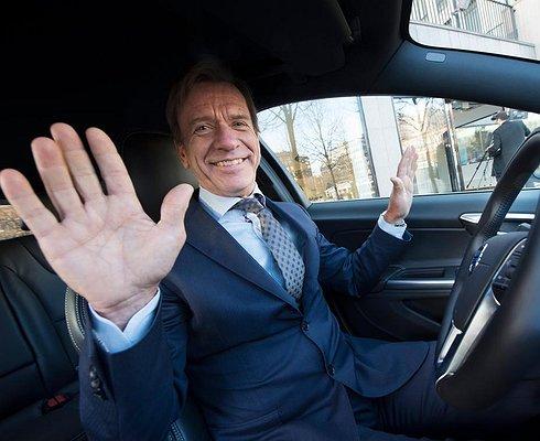 Автомобили Volvo лишатся дизельных моторов