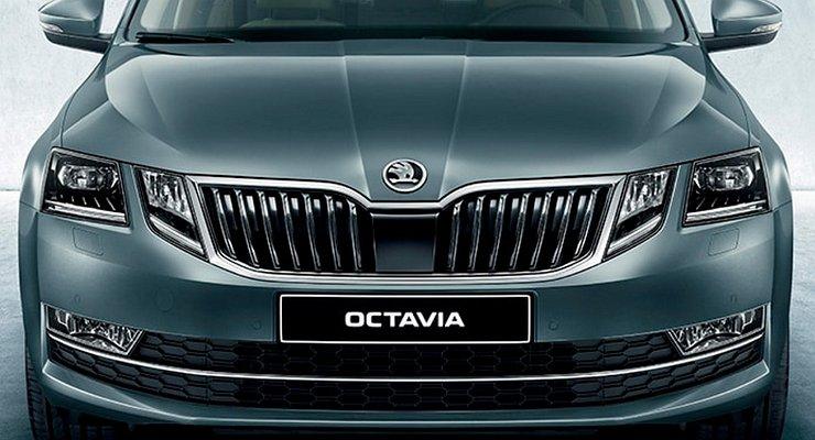 ВРоссии отзывают Skoda Octavia из-за проблем сподушками безопасности
