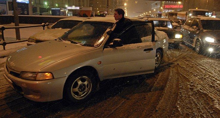Почему для машины оттепель опаснее морозов