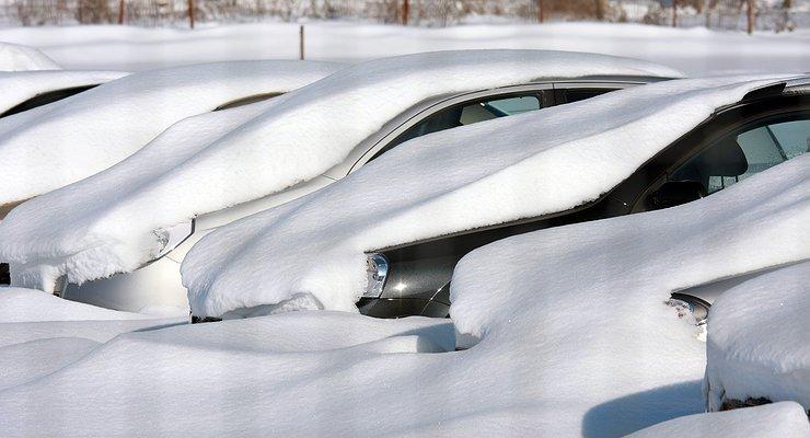 Как быстро илегко очистить машину отснега ильда