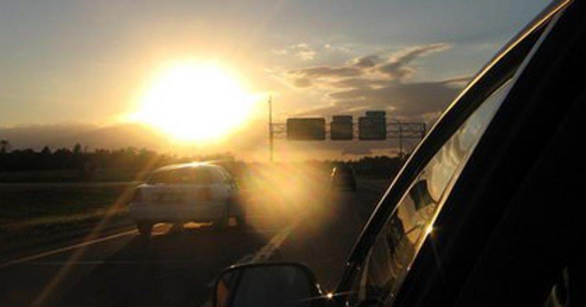 Как быстро и надежно защитить кузов машины от выгорания на летнем солнце