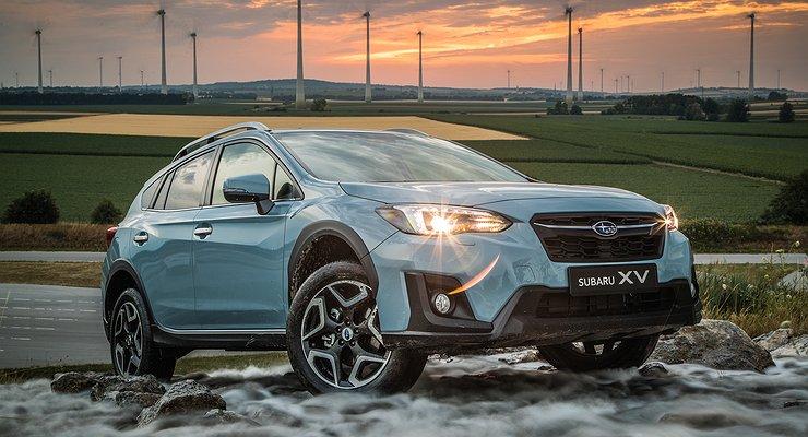 Новый Subaru XV: первые подробности окроссовере для России