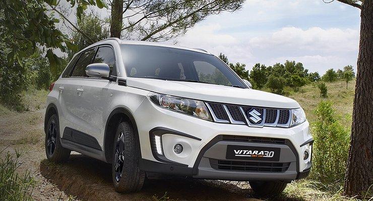 ВРоссии стартовали продажи особого Suzuki Vitara