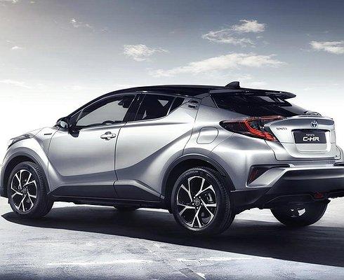 Шеф-дизайнер АВТОВАЗа усомнился вуспехе нового кроссовера Toyota