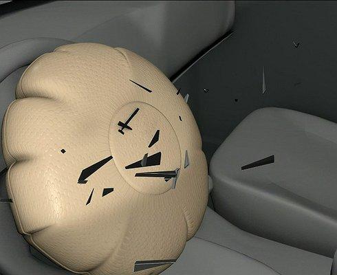 Nissan, Toyota иFord ответят всуде заустановку дефектных подушек безопасности