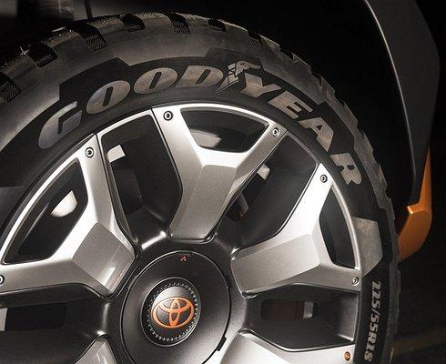Toyota покажет преемника FJCruiser вапреле