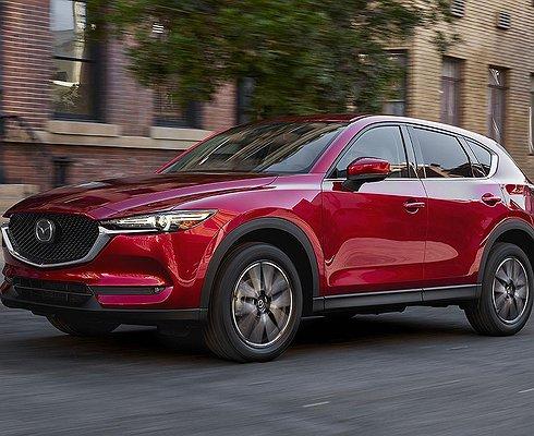 Mazda CX-5идругие лучшие семейные кроссоверы 2017 года