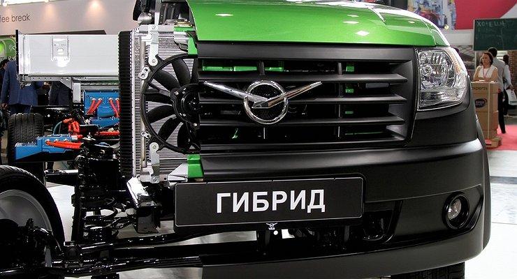 УАЗ разрабатывает новейший гибридный кроссовер