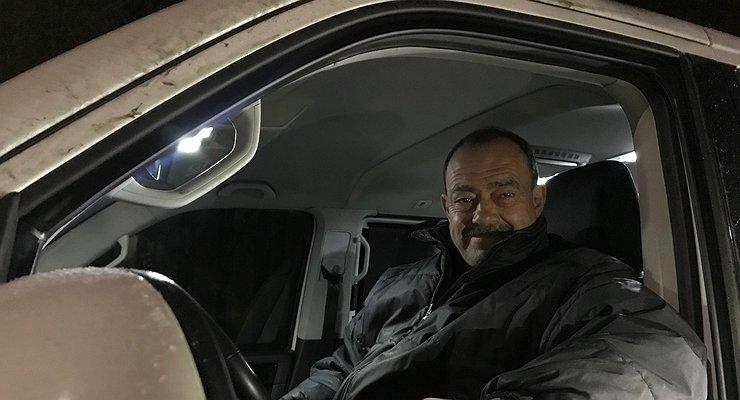 Тест-драйв Volkswagen Multivan сМихаилом Кожуховым