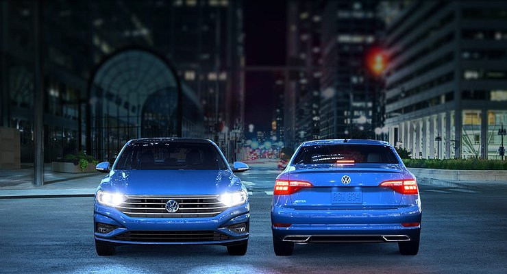 8ступеней за1000000рублей: стартовали продажи нового Volkswagen Jetta