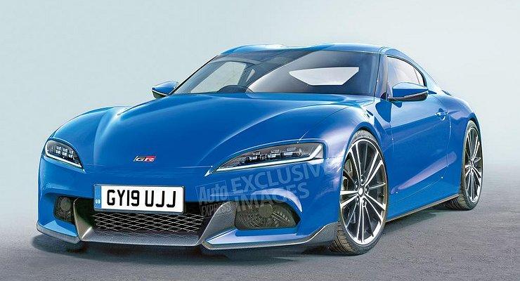 Объявлена дата премьеры новой Toyota Supra
