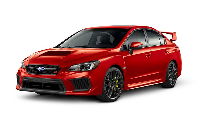 Subaru WRX STI отзывают из-за угрозы короткого замыкания проводки